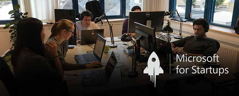 Cerebriu Team part of Microsoft Startup